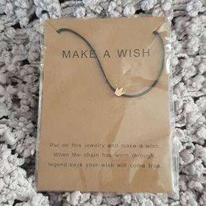💗Make a Wish (2/$24) Crown Bracelet